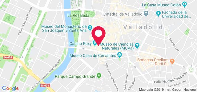 Calle Fray Luis de León, 22, 47002, Valladolid