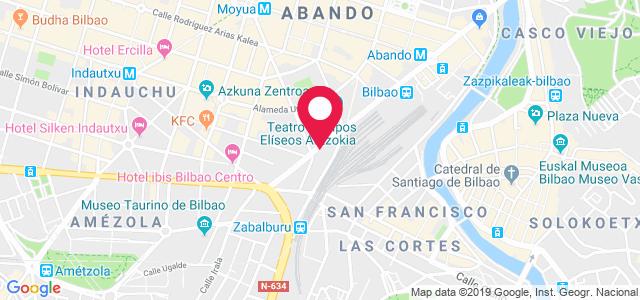 Hurtado Amézaga, 11, 48008, Bilbao