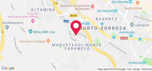 Calle Novia Salcedo, 32 Lonja - Izda, 48012, Bilbao
