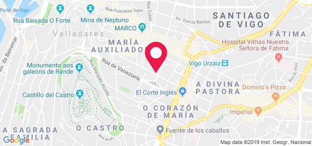 Calle Ecuador, 41, 36203, Vigo