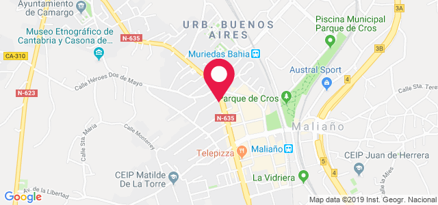 Calle Menendez Pelayo, 39 Bajo, 39600, Maliaño