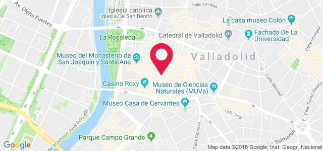 C/ Atrio de Santiago 1, 47001, Valladolid
