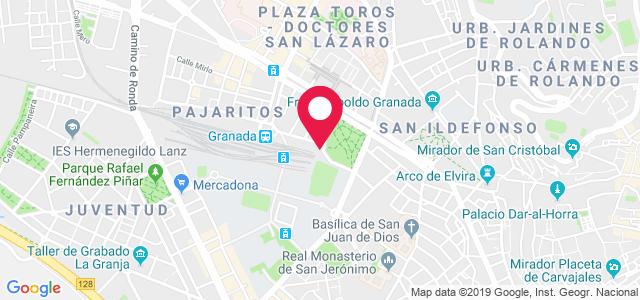 Calle Rector Marín Ocete, 2, 18014, Granada