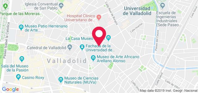 Calle Estudios, 4 Local 2, 47005, Valladolid