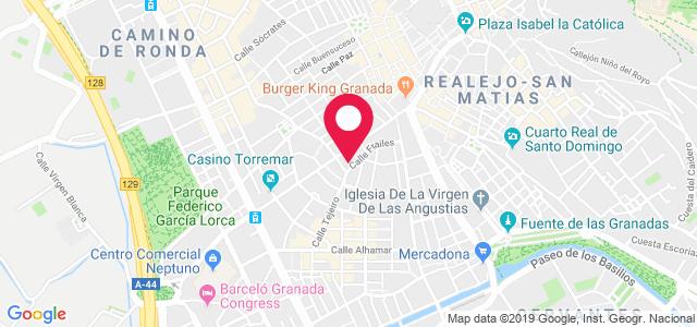 Calle Verónica de la Virgen, 4, 18005, Granada