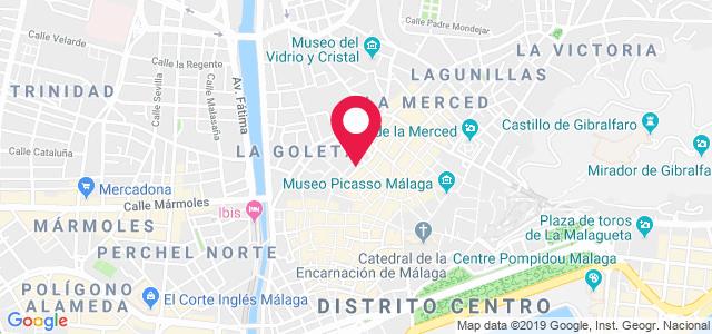 Calle Álamos, 42, 29012, Málaga