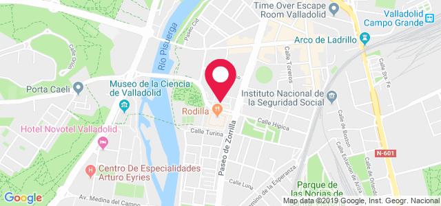 Calle Álvarez Taladriz, 1 Local 2, 47007, Valladolid