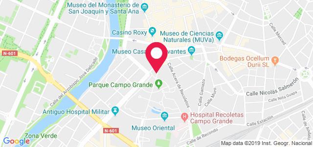 Calle Galatea, 2, 47004, Valladolid
