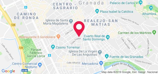 Plaza del Campillo, 2. Piso 6. Oficina D1, 18009, Granada