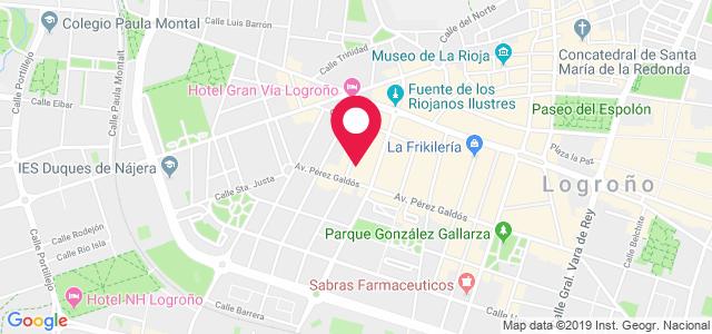 Calle Madre de Dios, 31 Bajo, 26004, Logroño