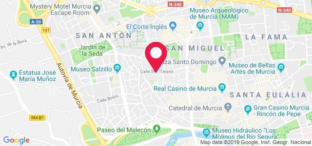 Santa Teresa, 19, 30005, Murcia