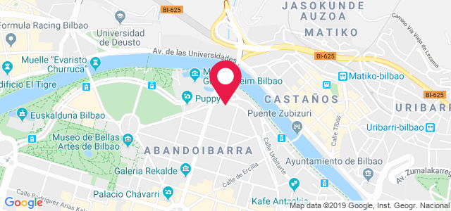 Calle Alameda Mazarredo 47, Planta 6º, Dpto 1, 48009, Bilbao