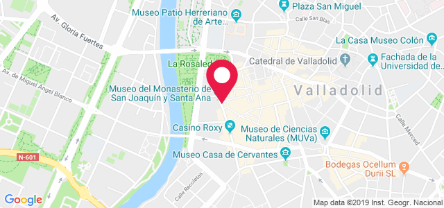 Calle Santiago 22, Edificio Las Francesas - Local 17, 47001, Valladolid