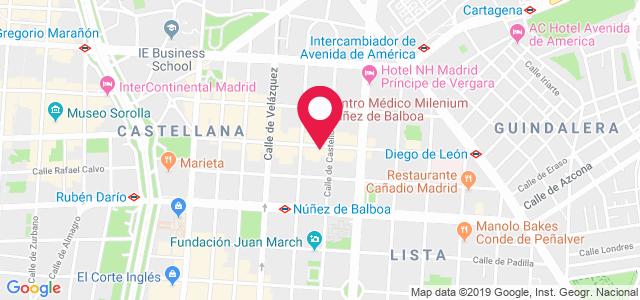 Calle Diego de León, 69 2ºD, 28006, Madrid