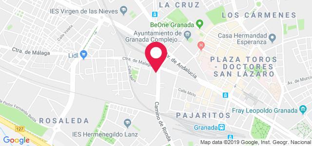 Camino de Ronda, 197 Local 4, 18003, Granada