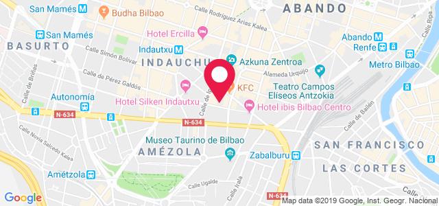 Calle Juan de la Cosa, 26 A, 48004, Bilbao