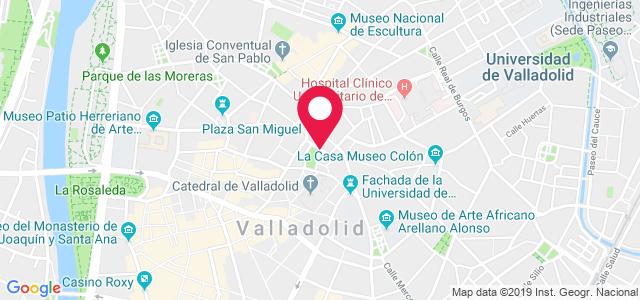 Calle Paraiso, 10, 47003, Valladolid
