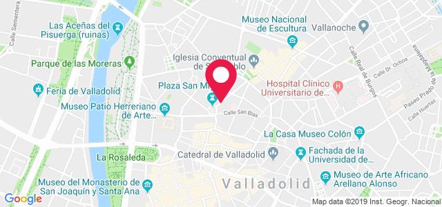 Calle León, 1, 47003, Valladolid