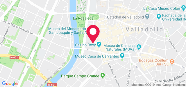 Calle Santiago, 14 1º, 47001, Valladolid