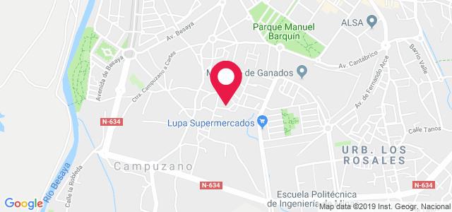 Avenida Cantabria, 22 3ºA, 39300, Santander