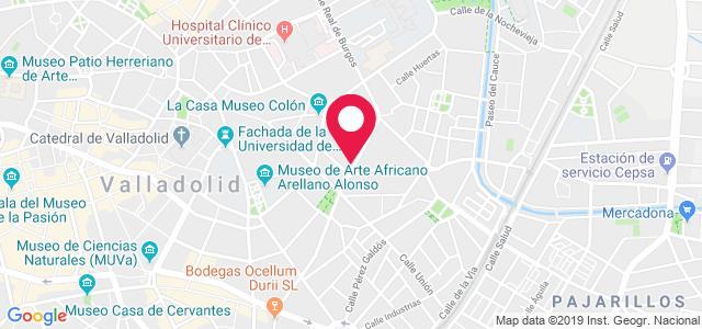 Calle Huelgas, 13, 47005, Valladolid