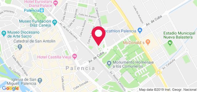 Plaza de Europa, 2 Bajo, 34003, Palencia