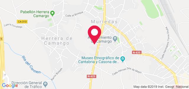 Urbanización La Zarzosa, 26, 39600, Santander