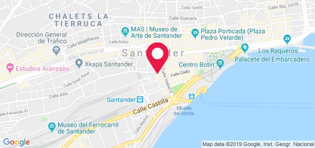 Calle Cádiz 14, Entresuelo, 39002, Santander