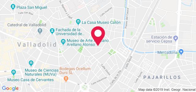 Calle Verbena, 9, 47002, Valladolid