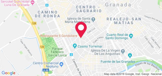 Callejón Antonino, 6 Bajo Dcha, 18002, Granada