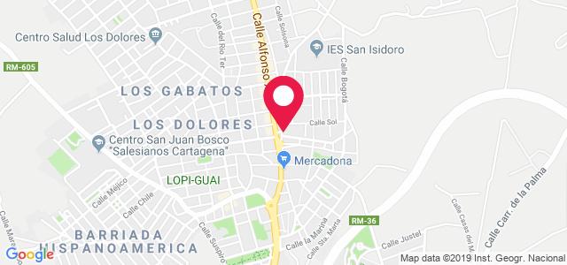 Calle Jose Antonio, 92 Los Dolores, 30310, Cartagena