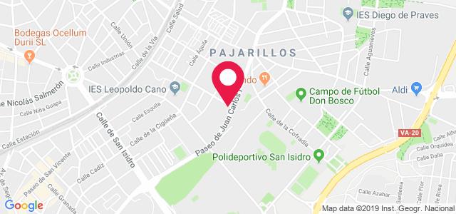 Calle Pelícano, 18, 47012, Valladolid