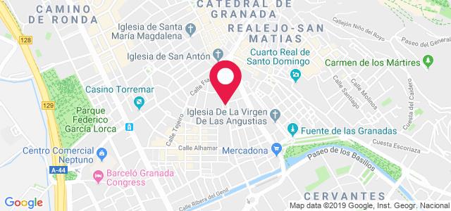 Calle San Antón, 28, 18005, Granada