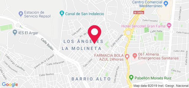 Calle Maestría, 37. 2ª planta, 04008, Almería