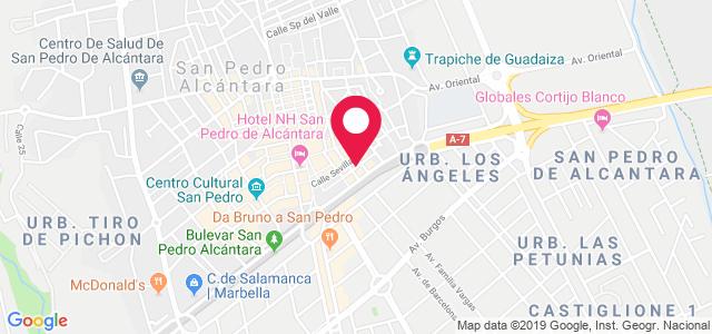 Calle Jaén 19, Bajo, 29670, San Pedro de Alcántara