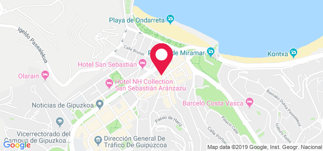 Ondarbide 1,, 20008, Donostia San Sebastián
