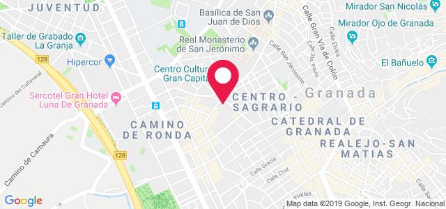 Calle Carril del picón, 11, 18002, Granada
