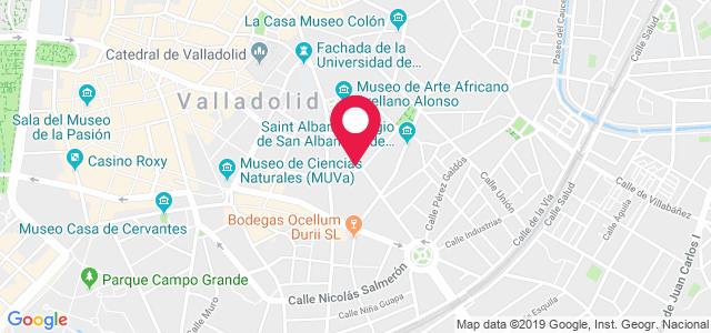 Calle Fidel Recio, 5, 47002, Valladolid