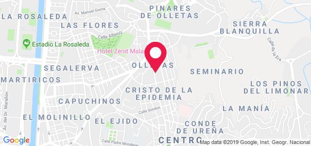 C/ Cristo de la Epidemia nº 84, 29013, Málaga