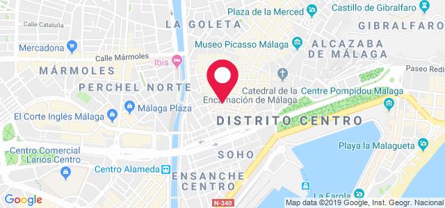 Calle Bolsa, 6 3ºA, 29015, Málaga