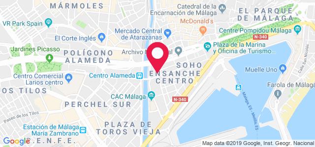 Alameda de Colón, 16 Portal 2 1º Puerta 19, 29001, Málaga