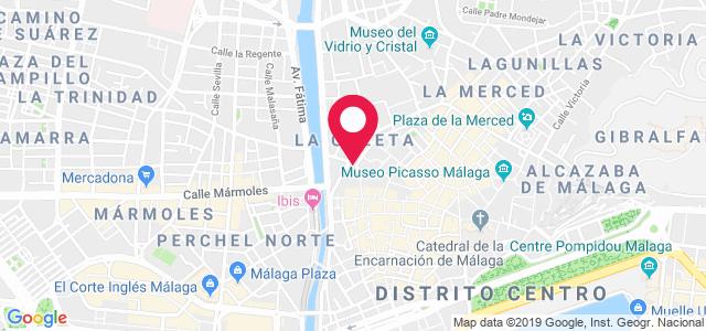 Calle Comedias, 4, 29008, Málaga