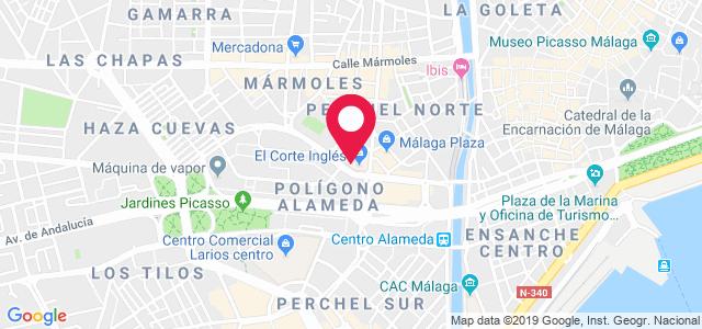 Calle Hilera, 8 portal 8 - 7C, 29007, Málaga