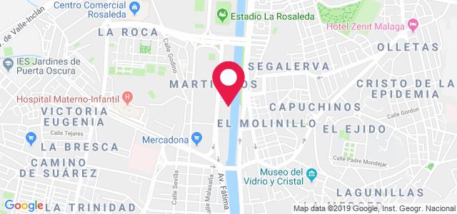 Calle Duque de Rivas, 33, 29013, Málaga