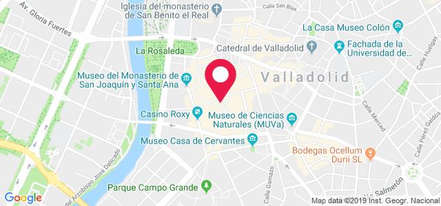 C/ Atrio de Santiago Nº 1, 47001, Valladolid