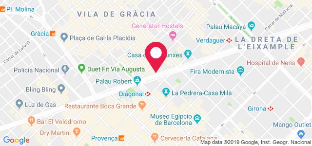 Calle Roger de Llúria, 137, 08037, Barcelona