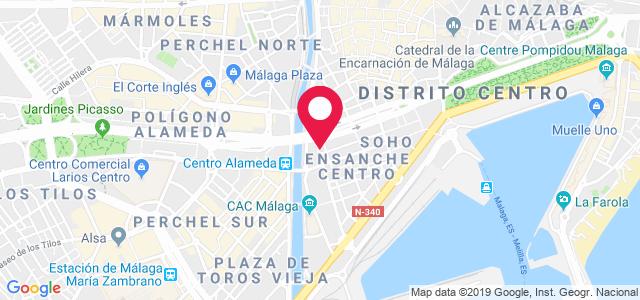 Calle Vendeja, 9, 29001, Málaga