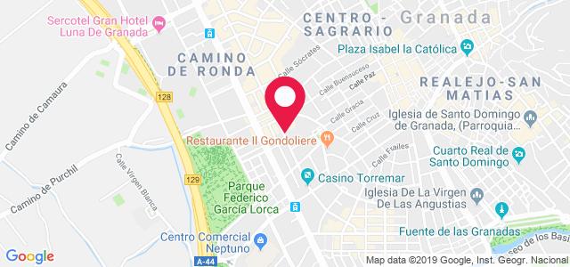 Calle Solarillo de Gracia, 3, 18002, Granada