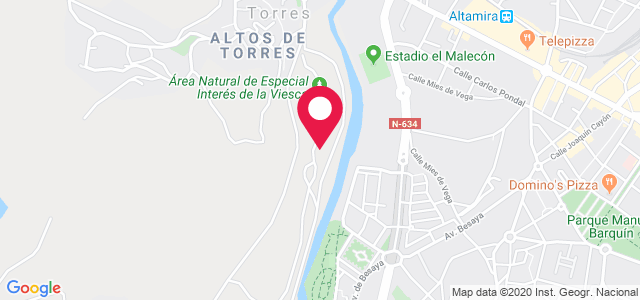 Avenida del Besaya, 46, 39300, Torrelavega