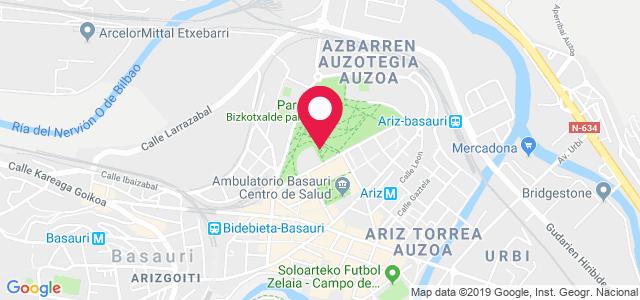 Plaza Mojaparte, 11, 48970, Bilbao